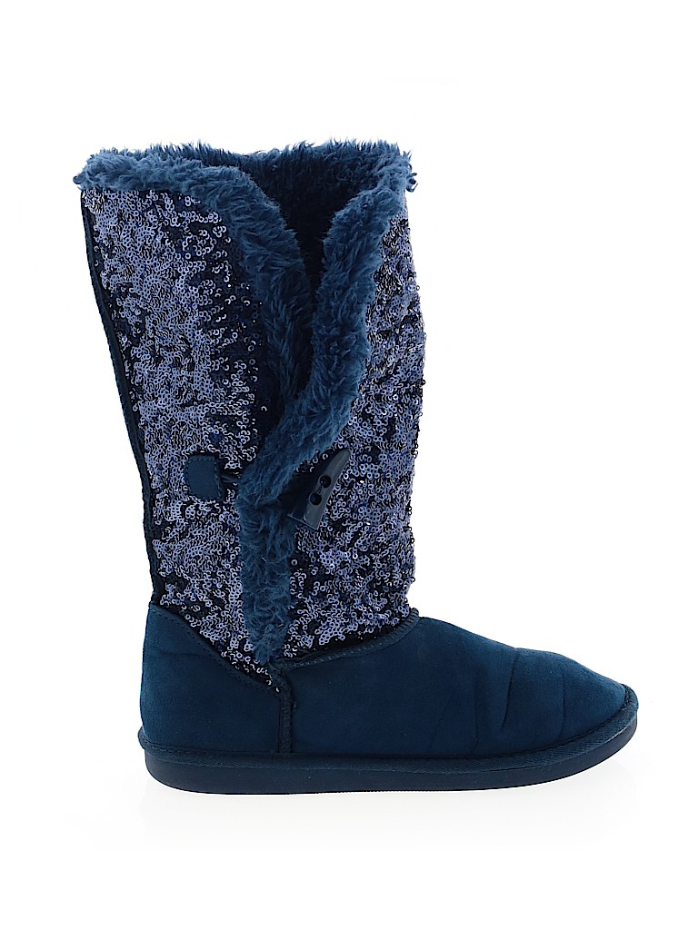 Justice Girls Boots Size 5