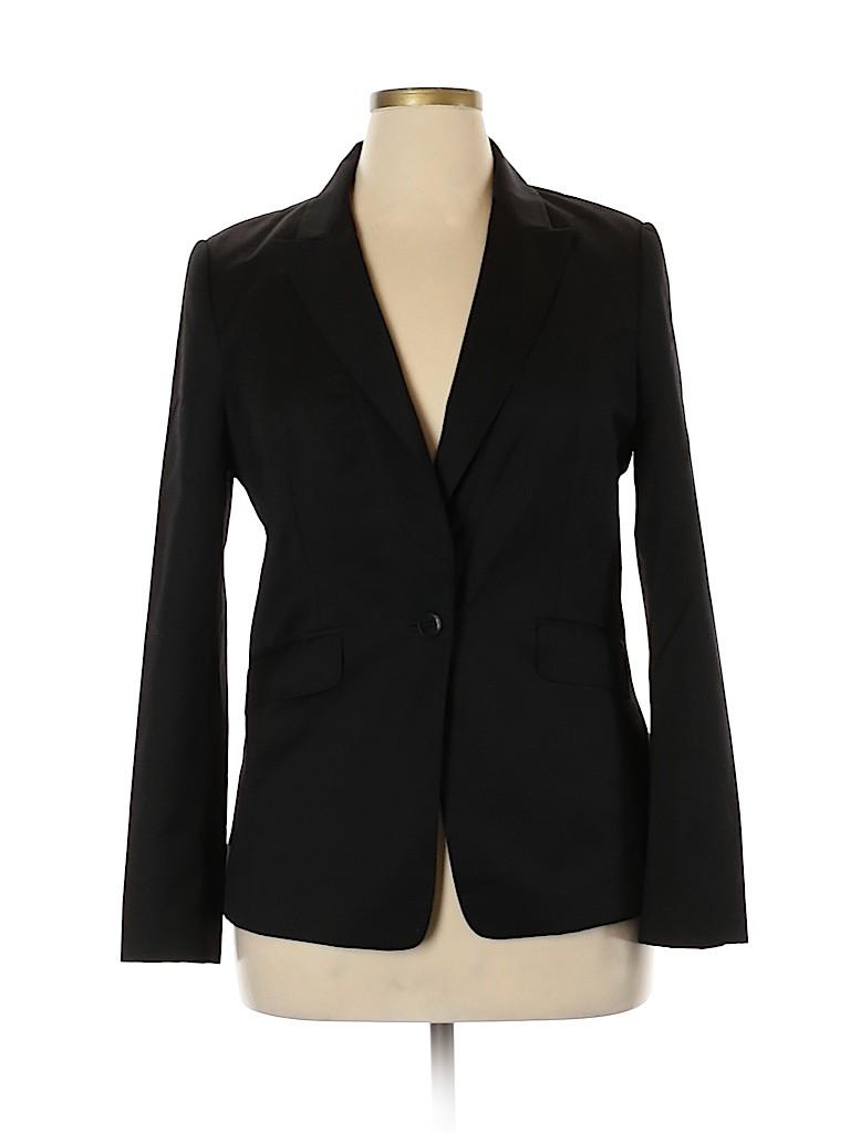 Ted Baker London Women Wool Blazer Size 12 (5)