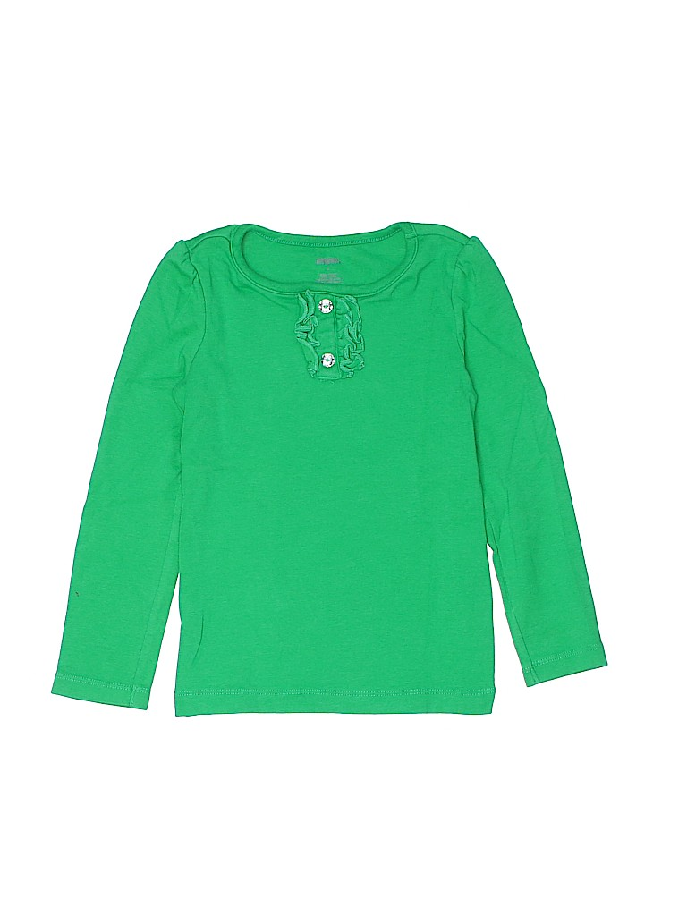 Gymboree Girls Long Sleeve Top Size 5