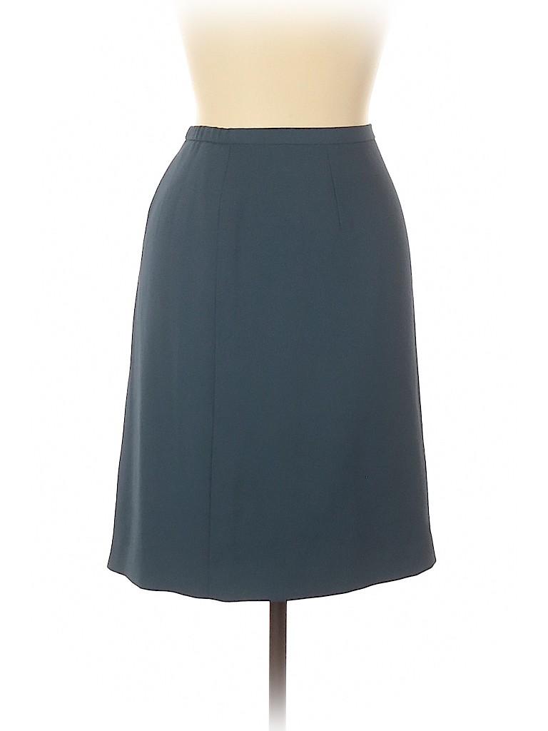 Karen Scott Women Casual Skirt Size 14