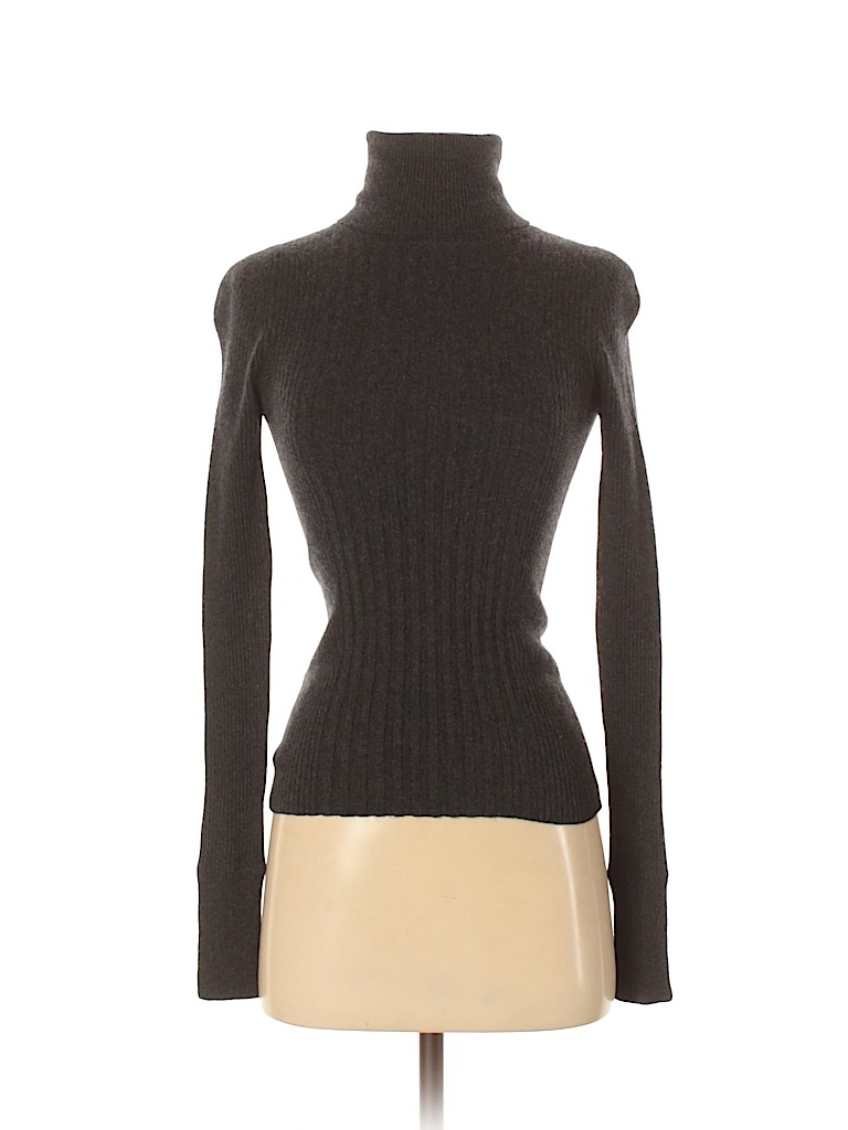 Vince. Women Turtleneck Sweater Size XS