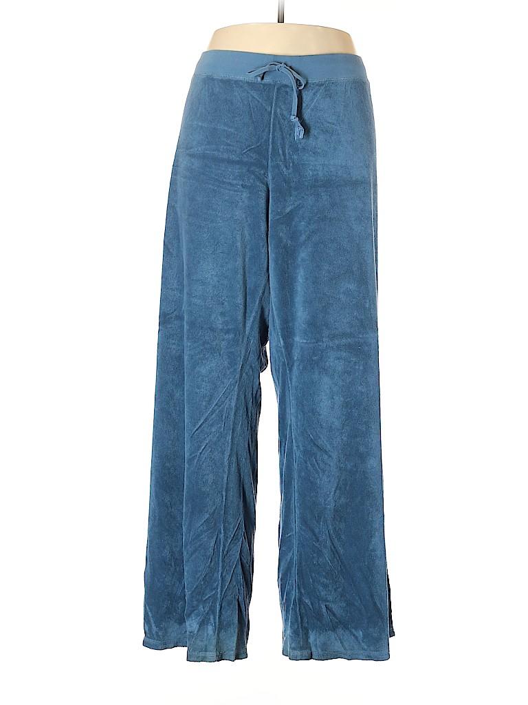 Juicy Couture Women Casual Pants Size 3X (Plus)