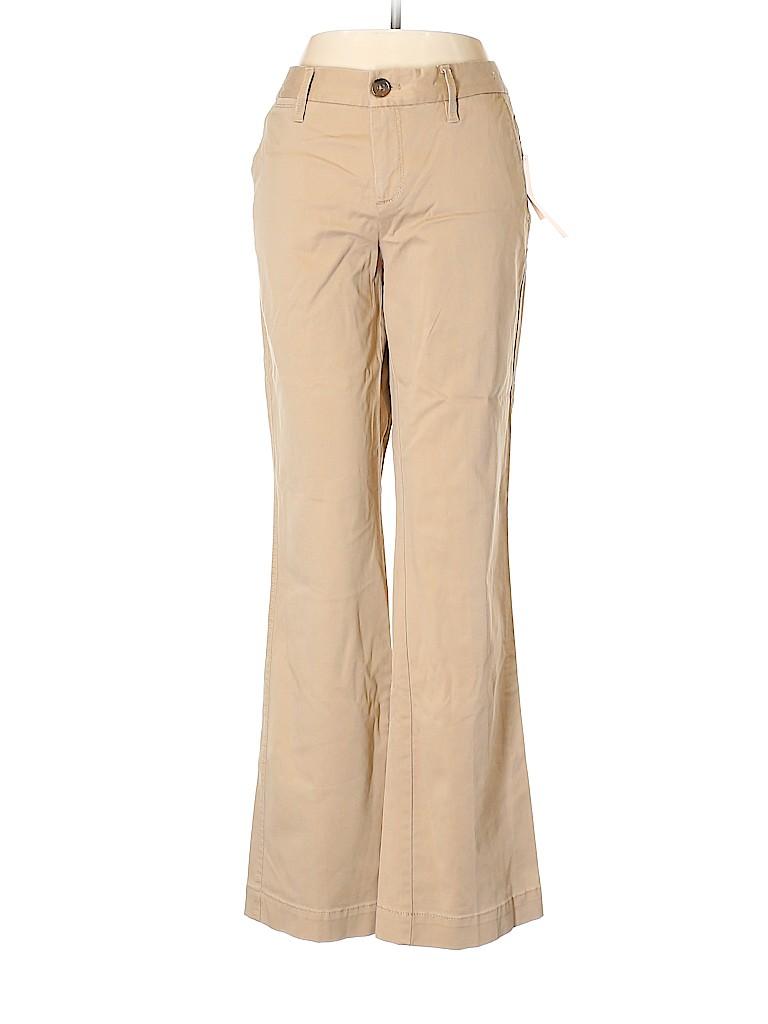 Banana Republic Women Khakis Size 6 (Petite)