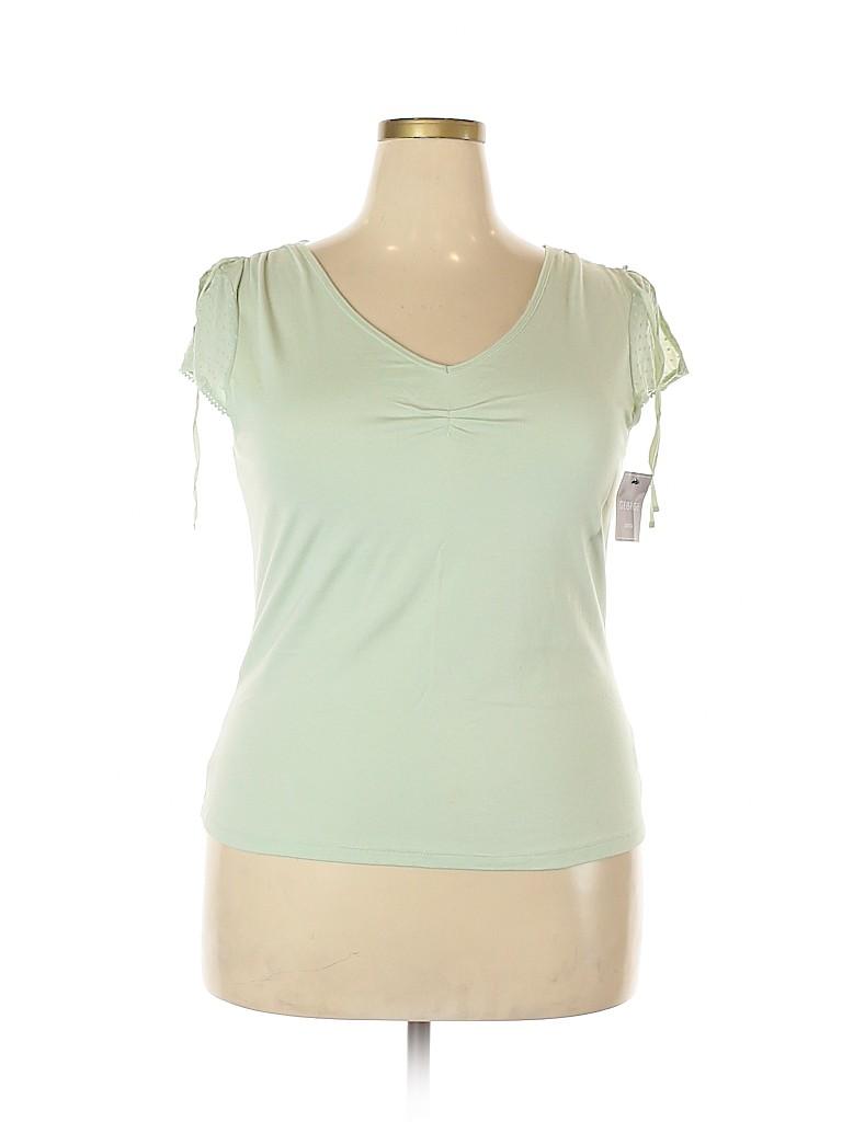 George Women Short Sleeve T-Shirt Size 16 - 18