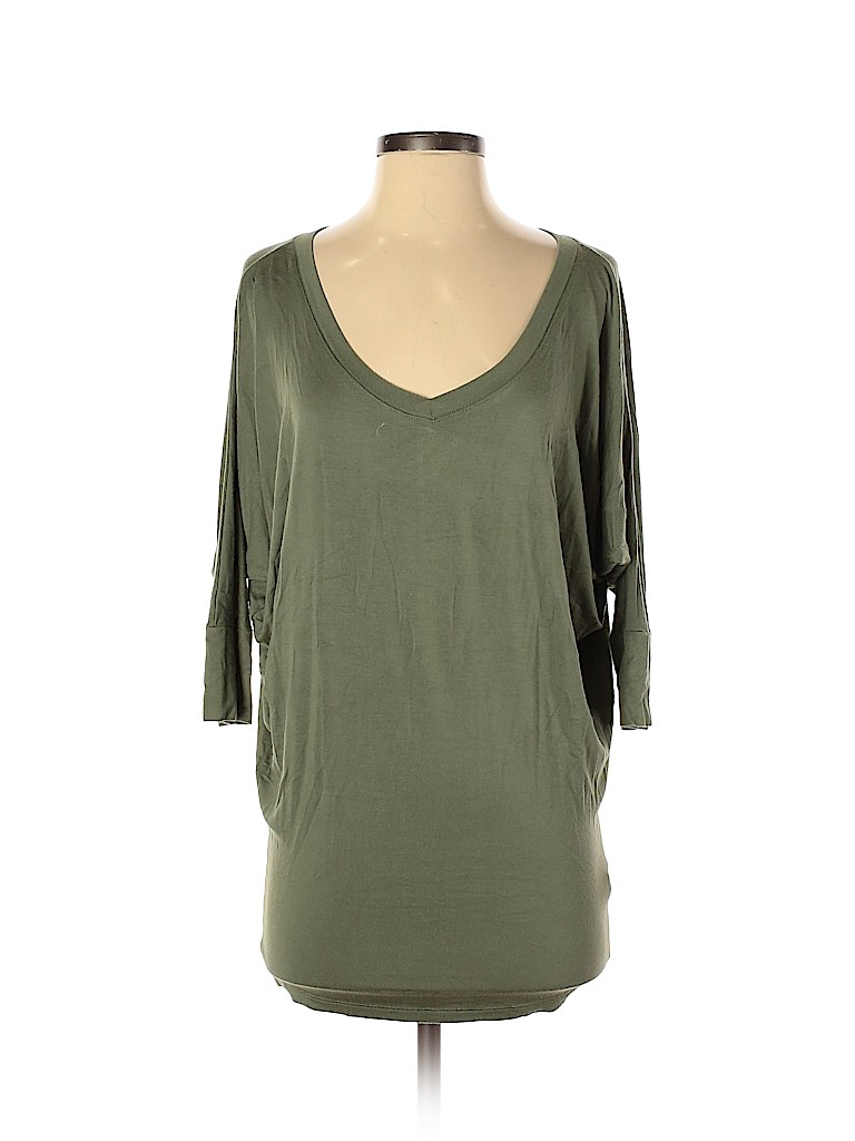 Natural Life Women Short Sleeve Top Size S