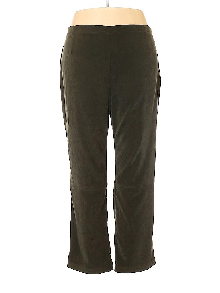 Cherokee Women Casual Pants Size 24 (Plus)