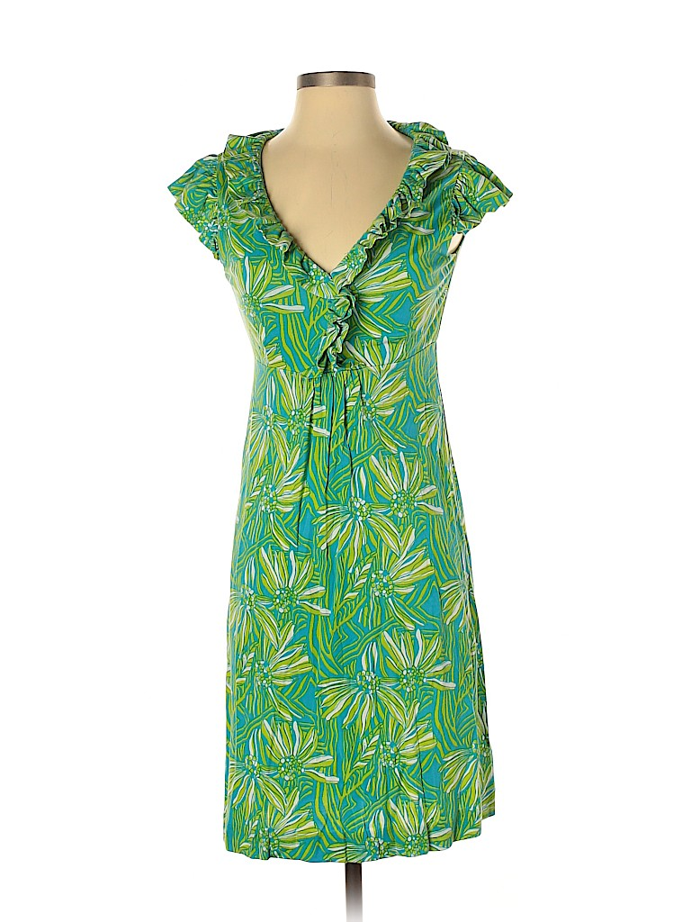 Lilly Pulitzer Women Casual Dress Size S
