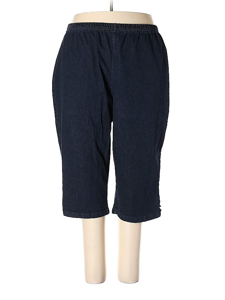 Croft & Barrow Women Jeans Size 3X (Plus)