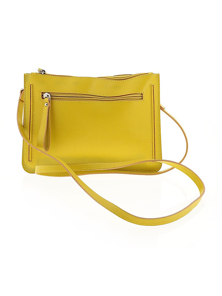 Valentina Women Leather Crossbody Bag One Size