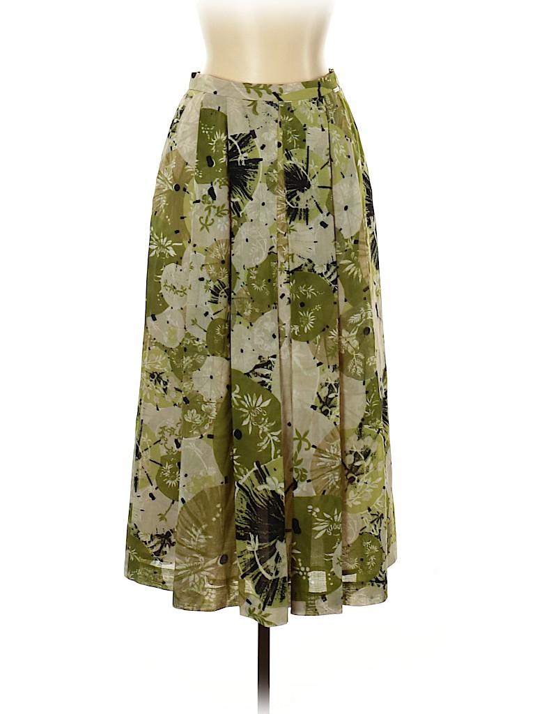 Geiger Collections Women Wool Skirt Size 42 (EU)