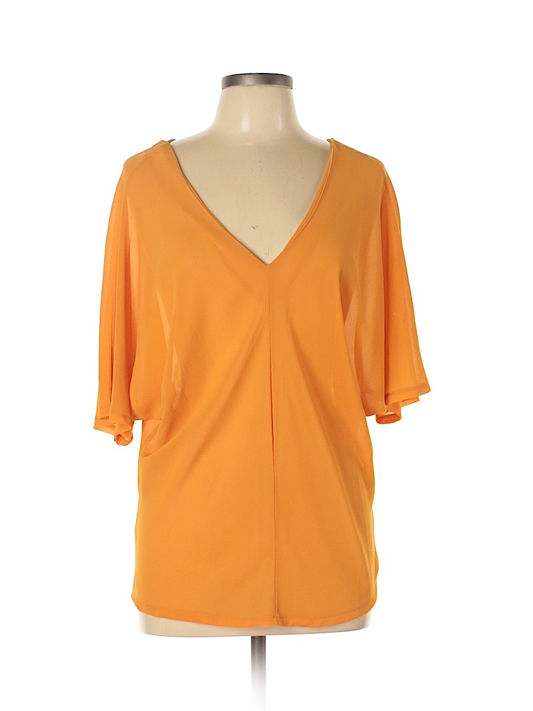 Love Culture Women 3/4 Sleeve Blouse Size XL