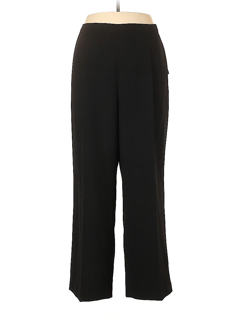 Le Suit Women Dress Pants Size 20W (Plus)
