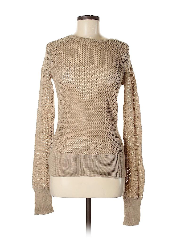 BCBGMAXAZRIA Women Wool Pullover Sweater Size M