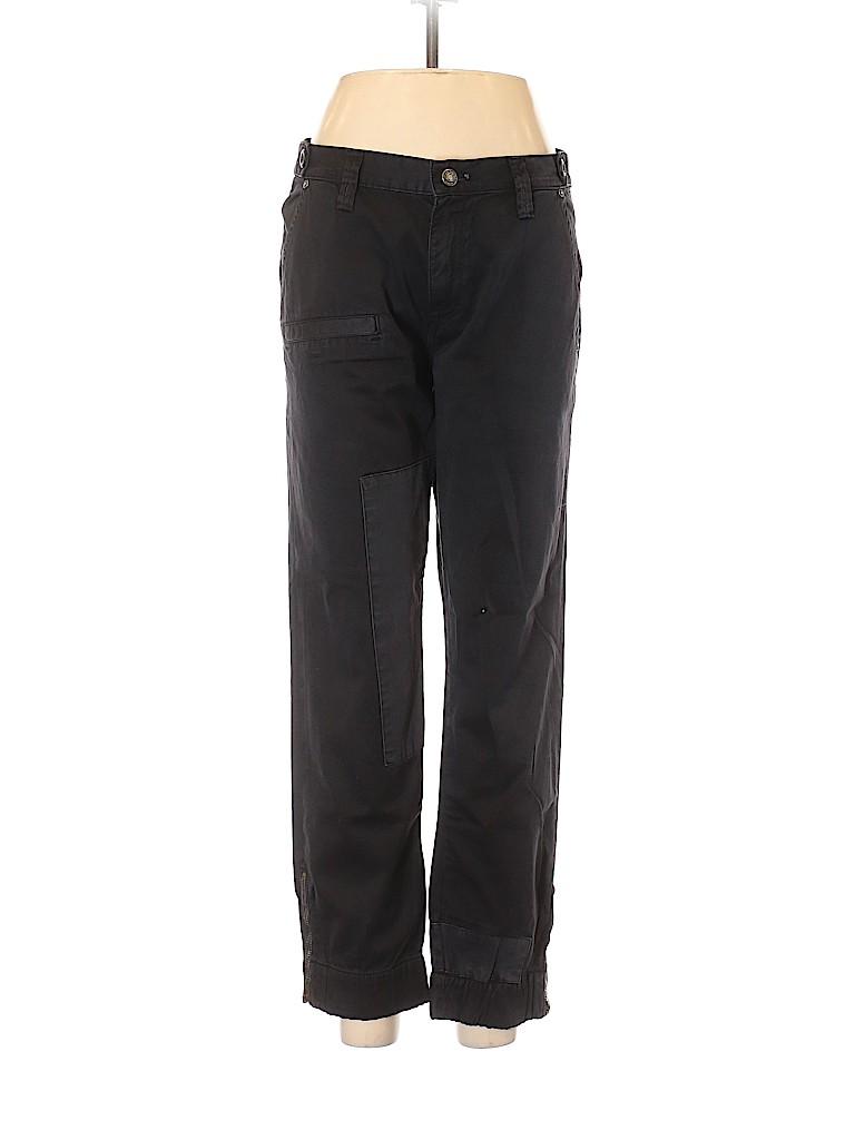 Jimmy Taverniti Women Cargo Pants 28 Waist