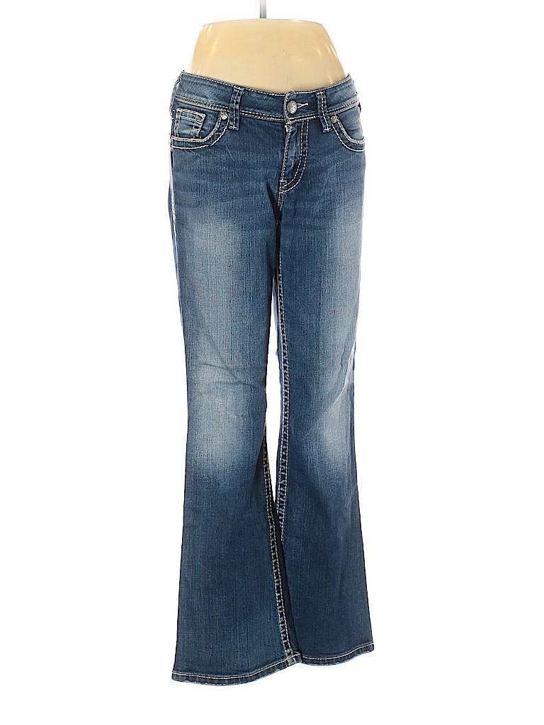 Silver Jeans Co. Women Jeans 29 Waist
