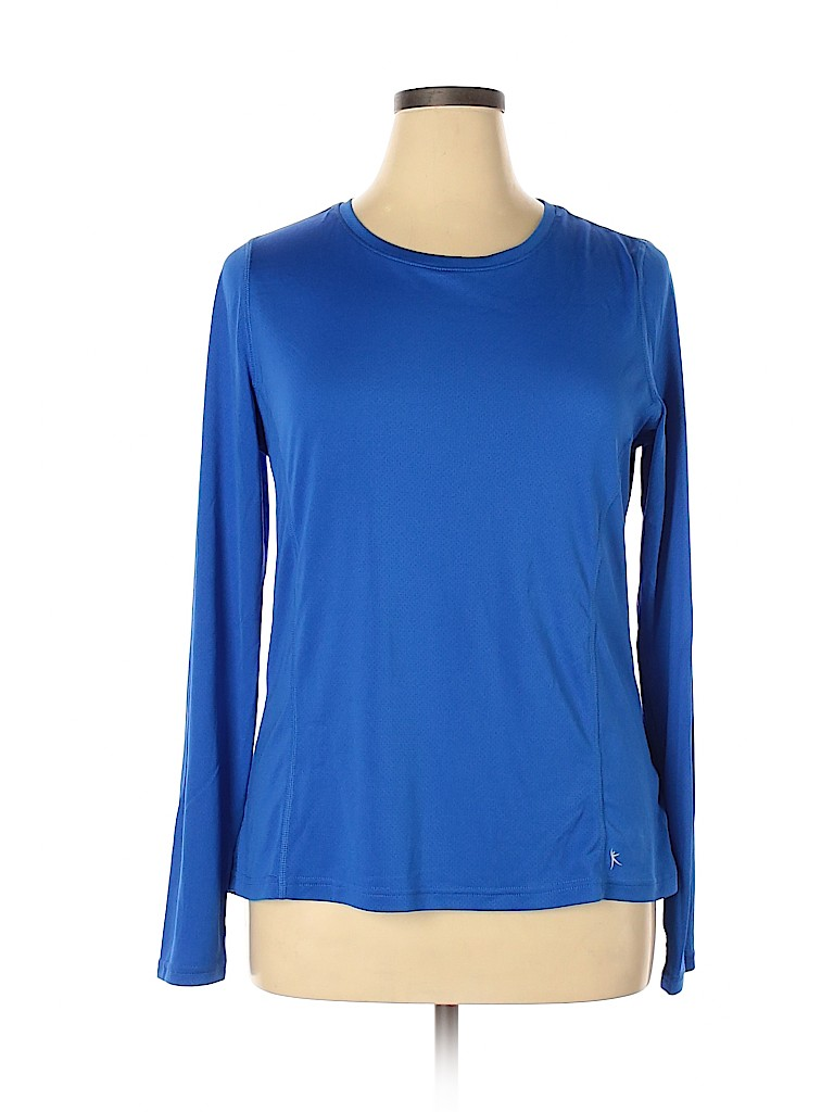Danskin Now Women Active T-Shirt Size 16 - 18