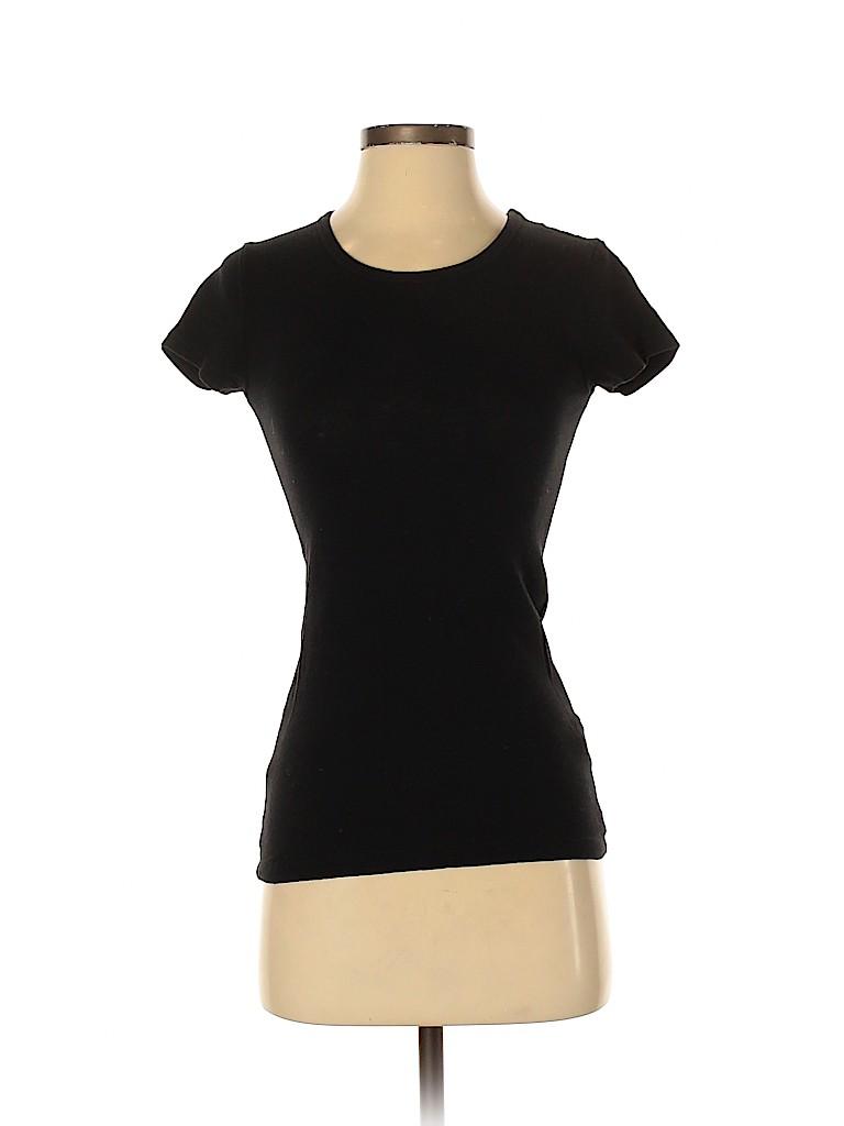 J. Crew Women Short Sleeve T-Shirt Size XXXS