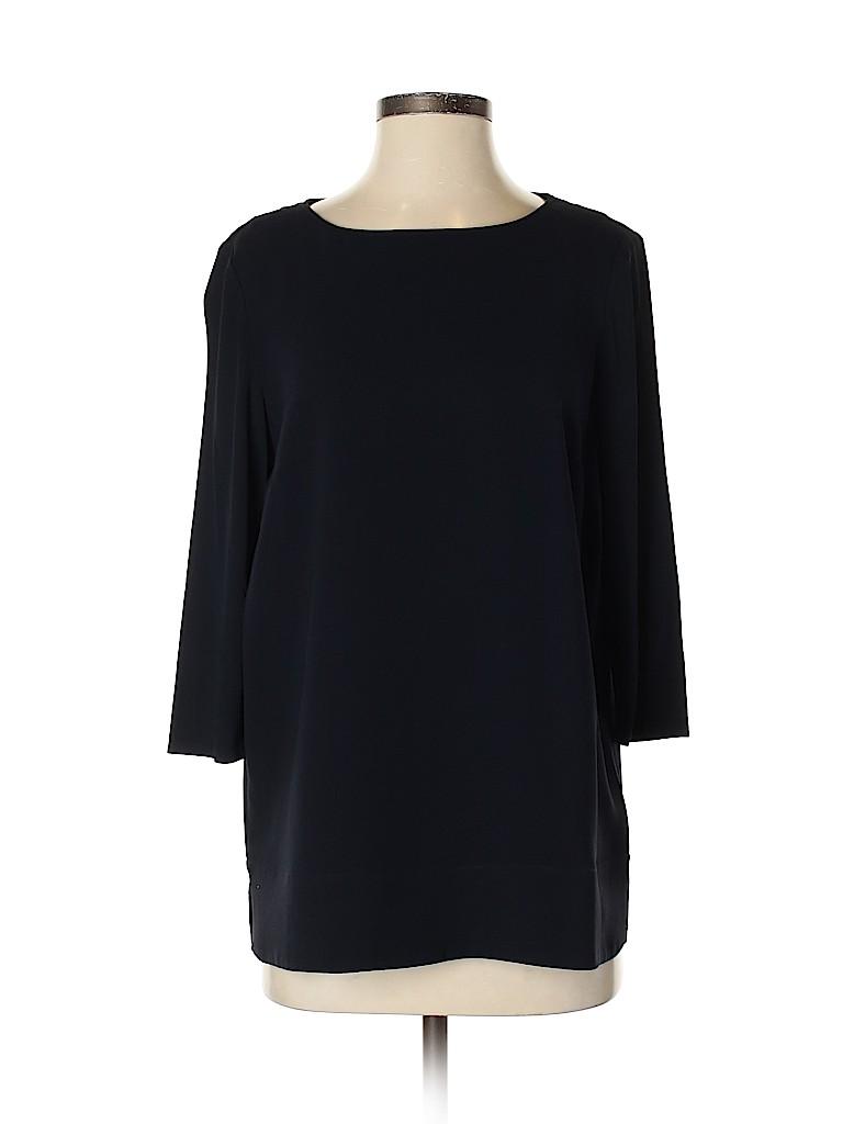 Max Mara Women 3/4 Sleeve Blouse Size 8
