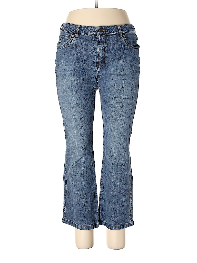 Lee Women Jeans Size 15 - 16P