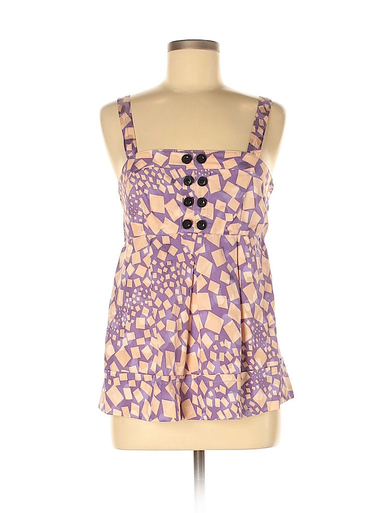 Marc by Marc Jacobs Women Sleeveless Blouse Size 6