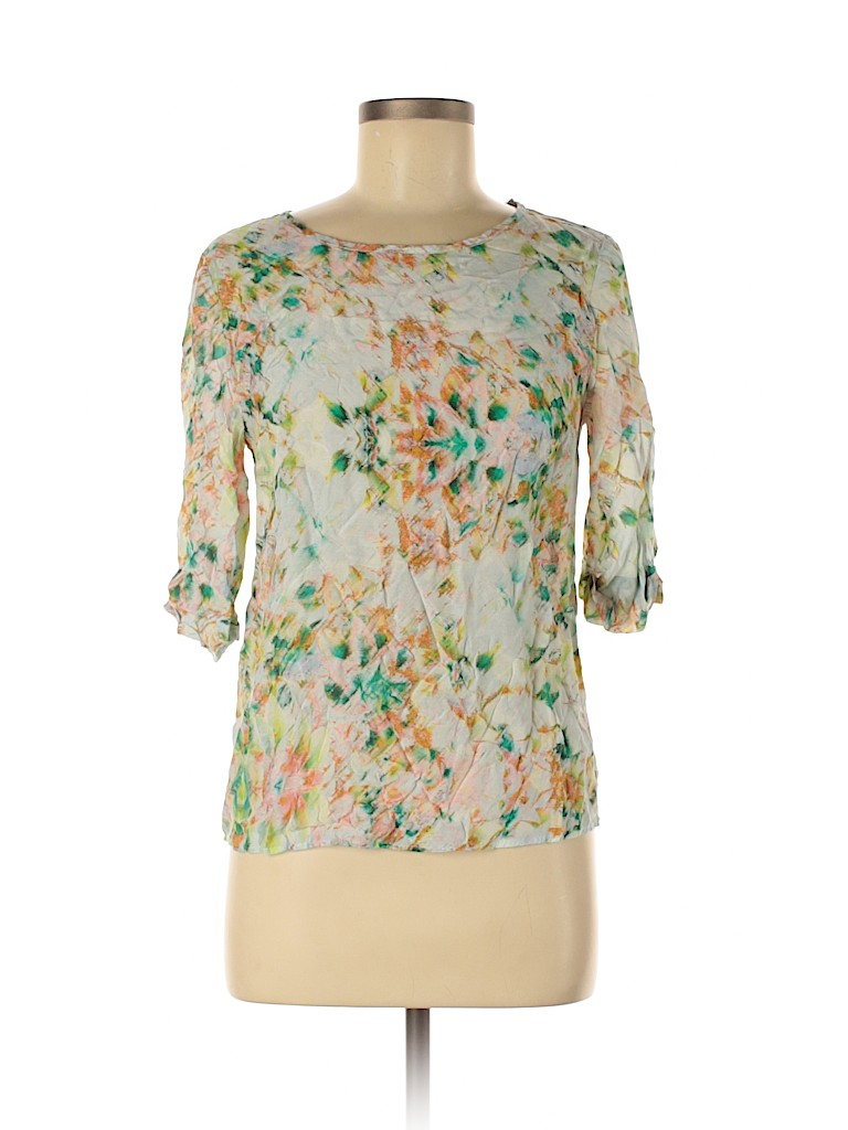 Essentiel Antwerp Women 3/4 Sleeve Blouse Size 38 (EU)