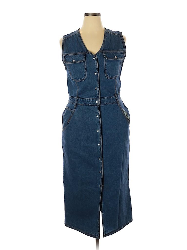 Bill Blass Women Casual Dress Size 14