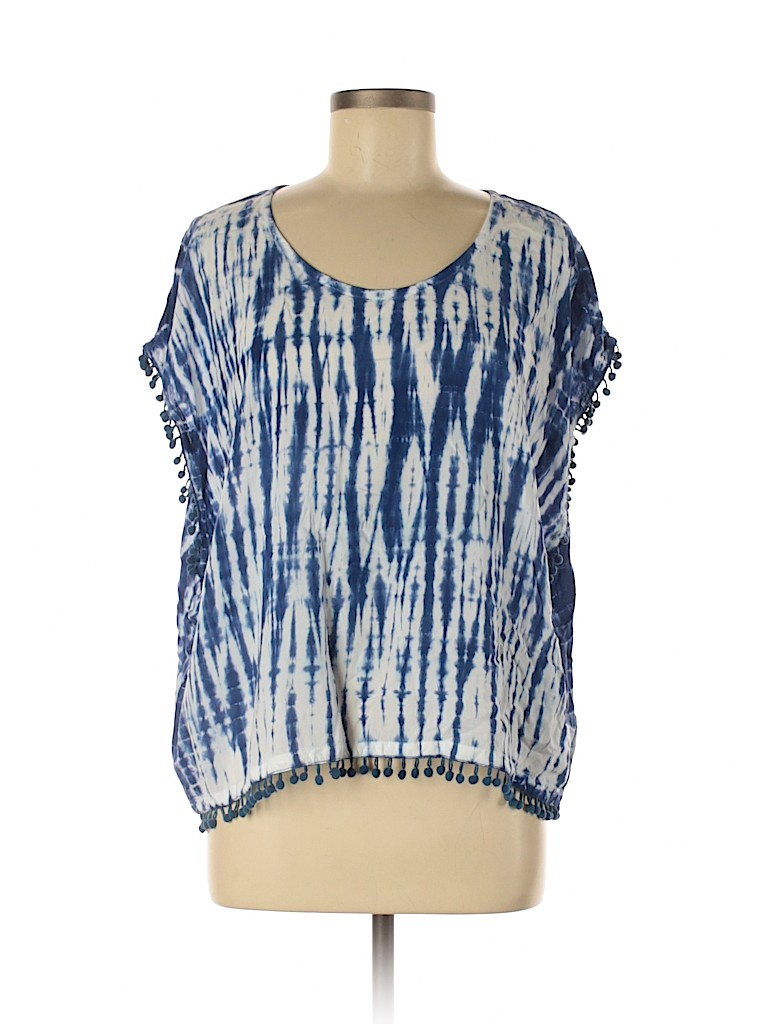 Cool Change Women Short Sleeve Blouse One Size