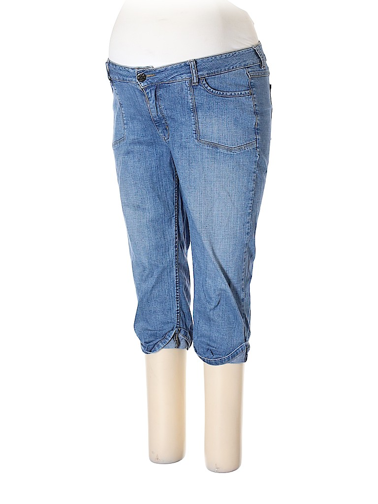 Riders by Lee Women Jeans Size 16 (Maternity)