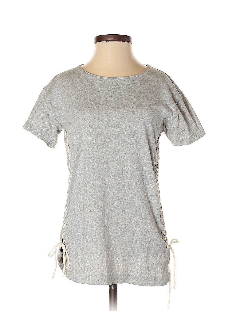 J. Crew Women Short Sleeve Top Size XXS