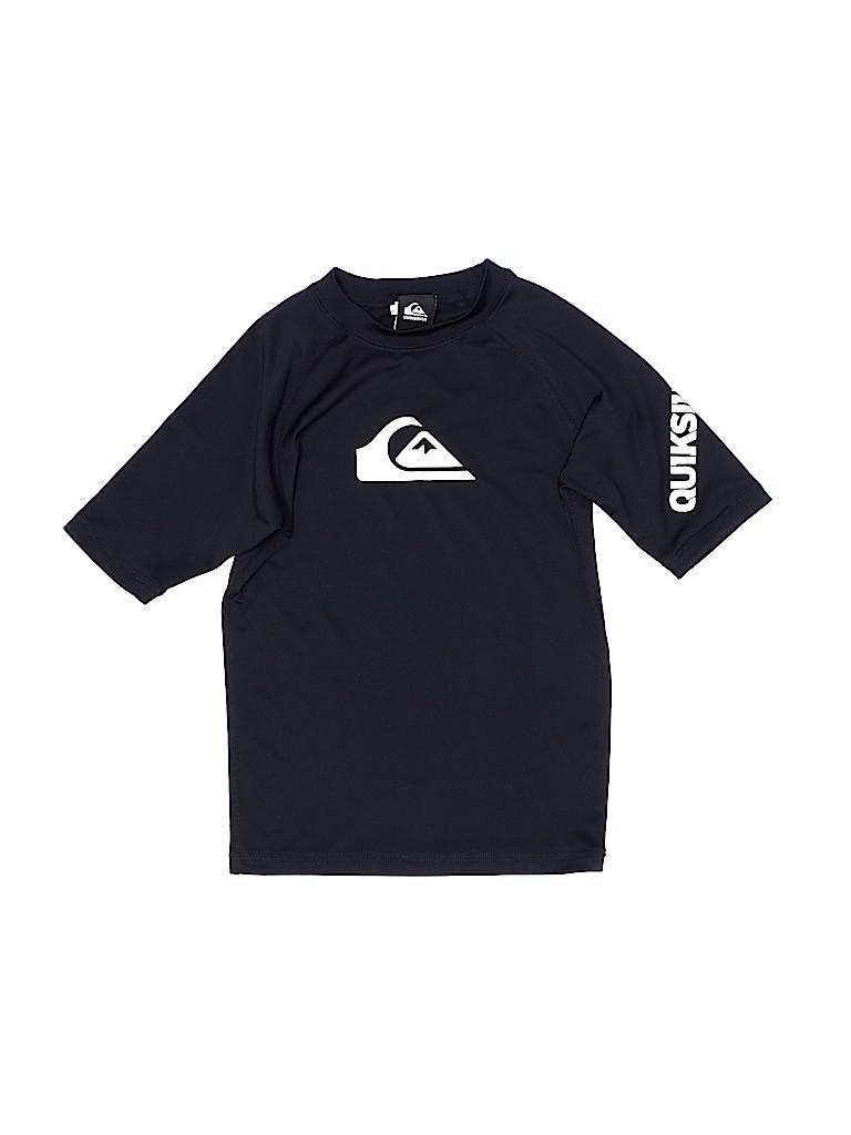 Quiksilver Boys Active T-Shirt Size M (Kids)