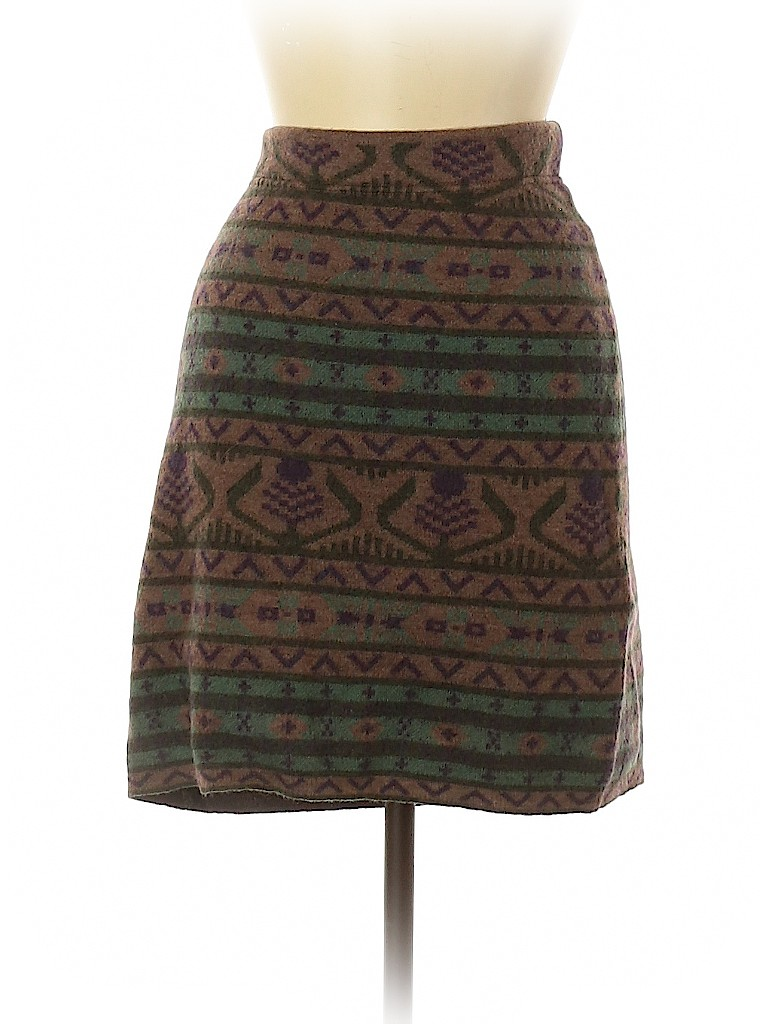 Toad & Co Women Casual Skirt Size M