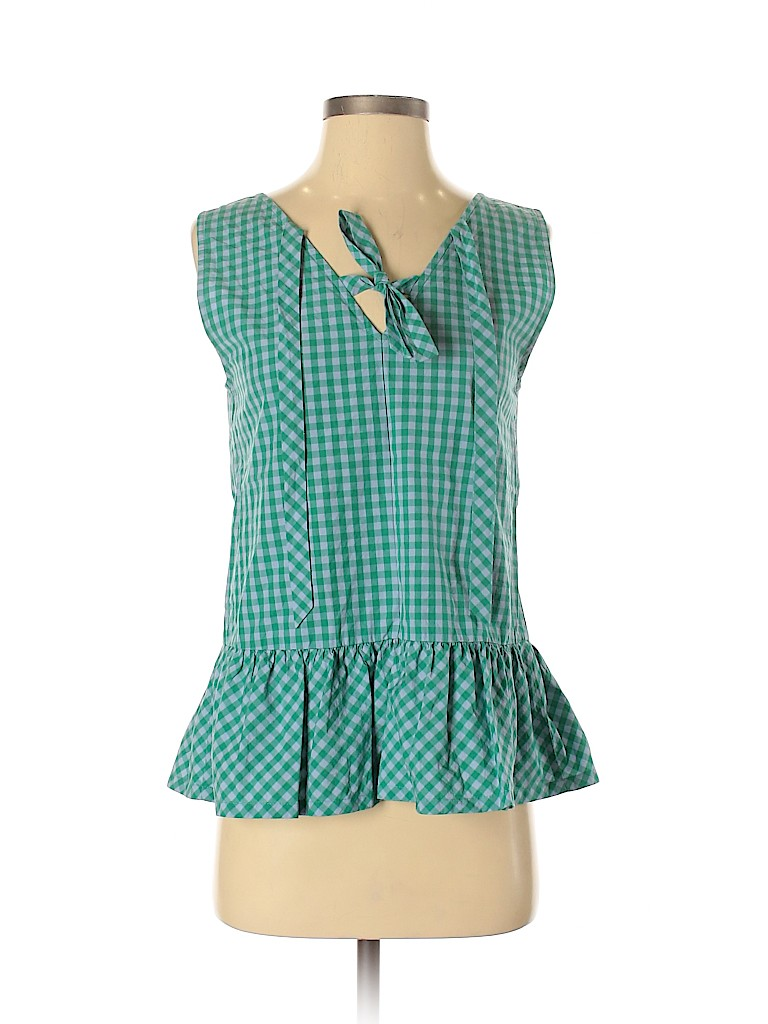 J. Crew Factory Store Women Sleeveless Blouse Size XS