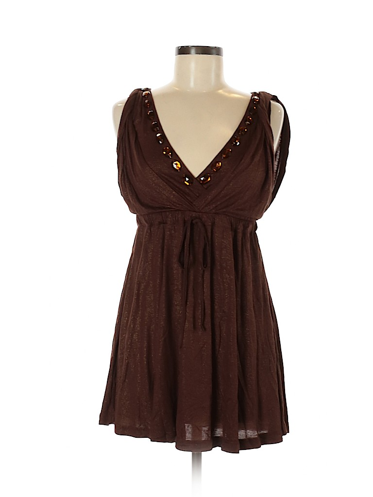 BCBGMAXAZRIA Women Casual Dress Size M