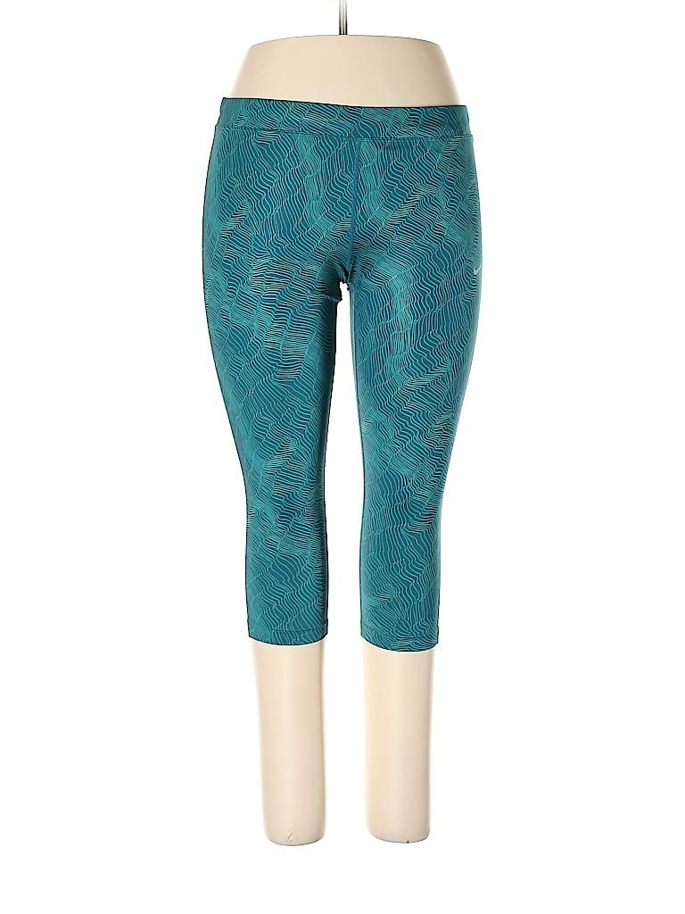 Nike Women Active Pants Size 1X (Plus)