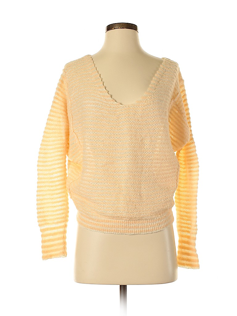 Free People Women Pullover Sweater Size XS