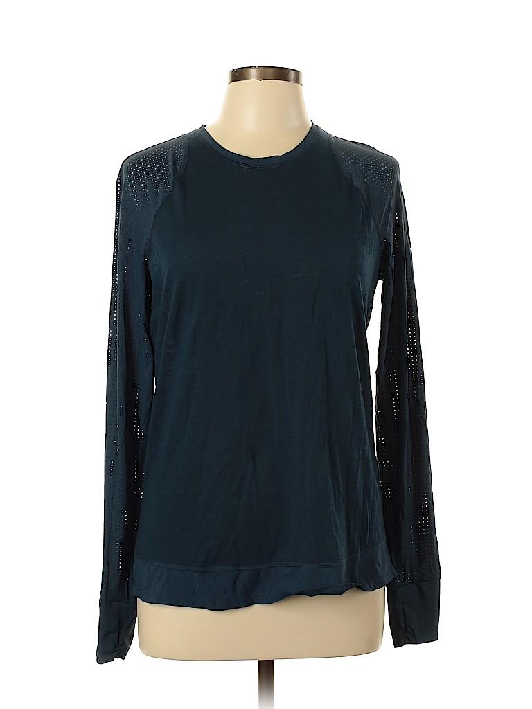 Sweaty Betty Women Active T-Shirt Size L