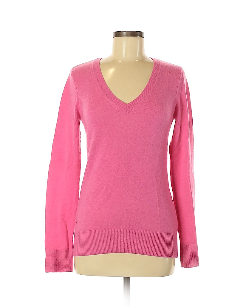Lilly Pulitzer Women Cashmere Pullover Sweater Size M