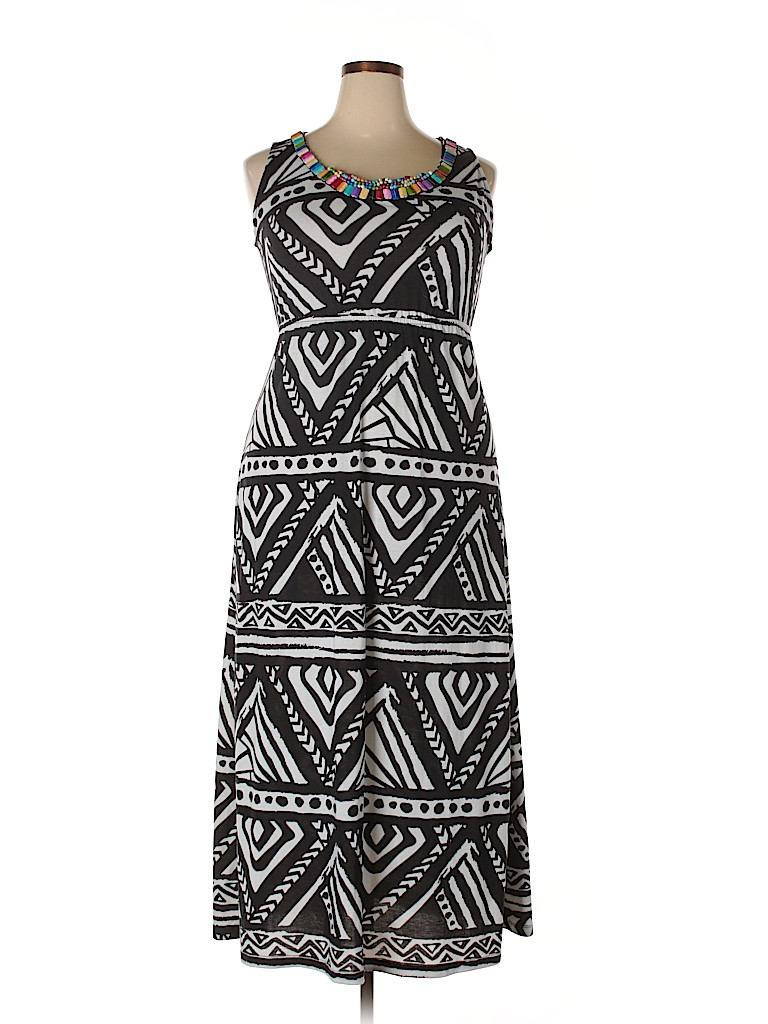 Faded Glory Women Casual Dress Size 16