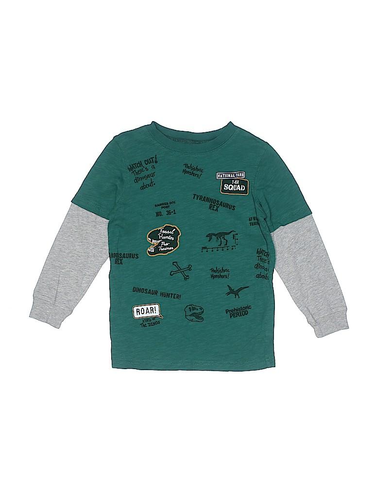 Carter's Boys Long Sleeve T-Shirt Size 5T