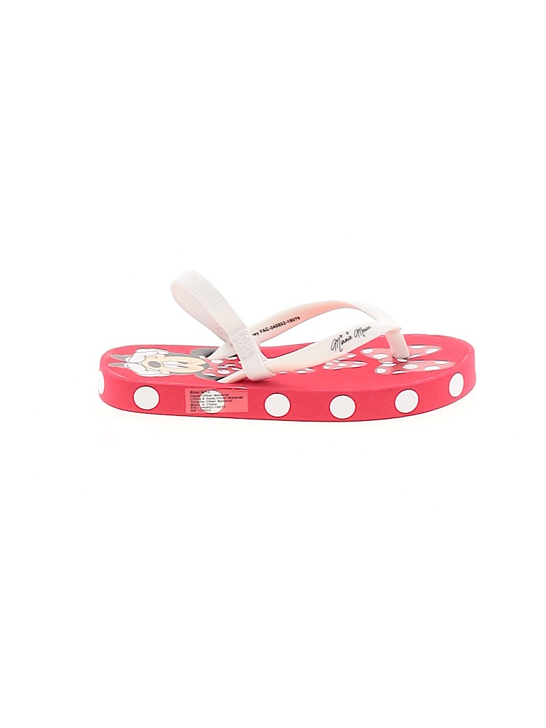 Disney Girls Sandals Size 9 - 10 Kids