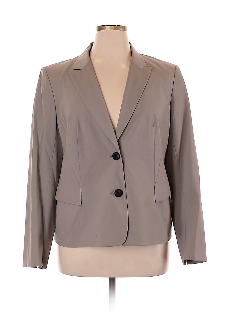 Lafayette 148 New York Women Coat Size 16