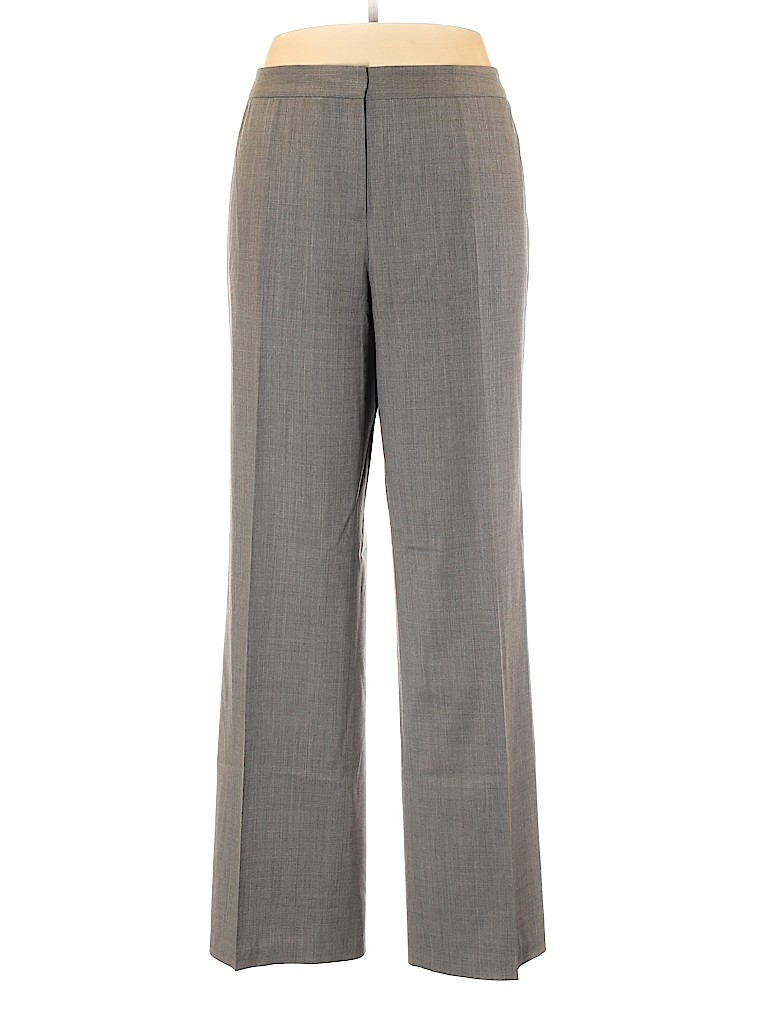 Lafayette 148 New York Women Wool Pants Size 16