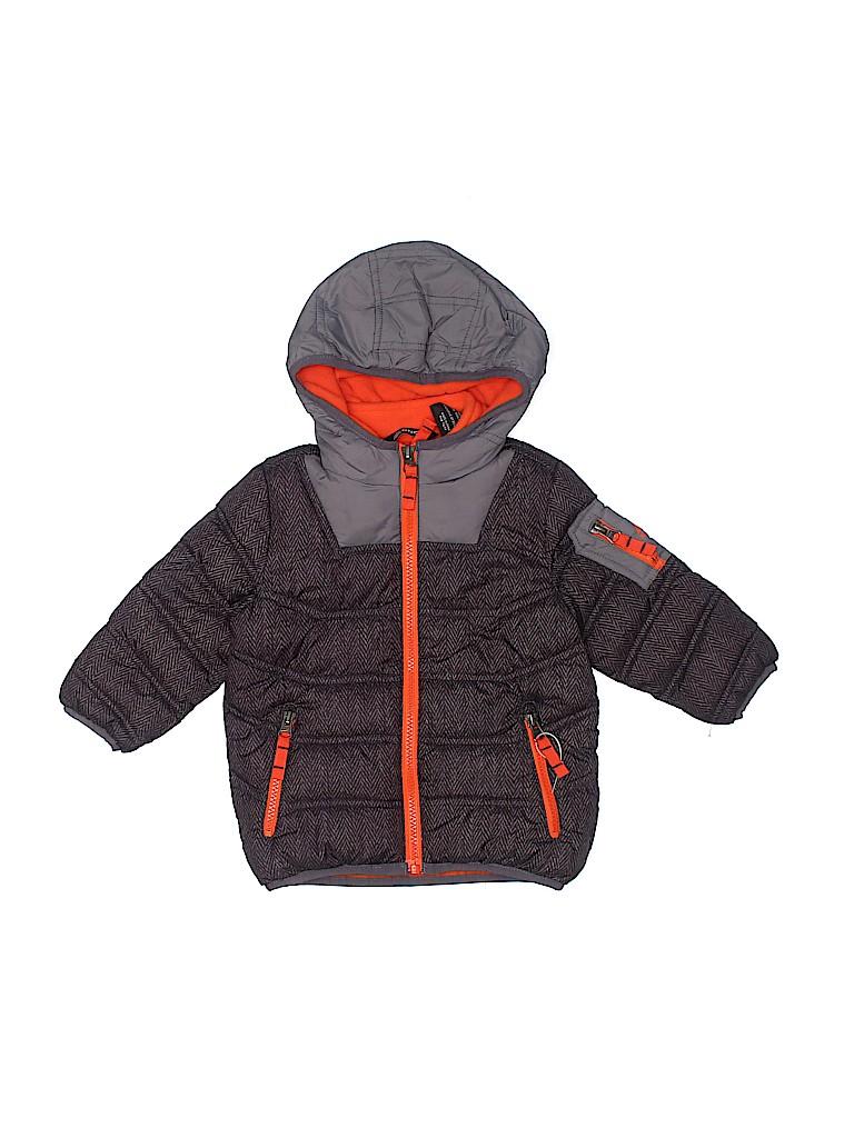 SNOZU Boys Snow Jacket Size 18 mo