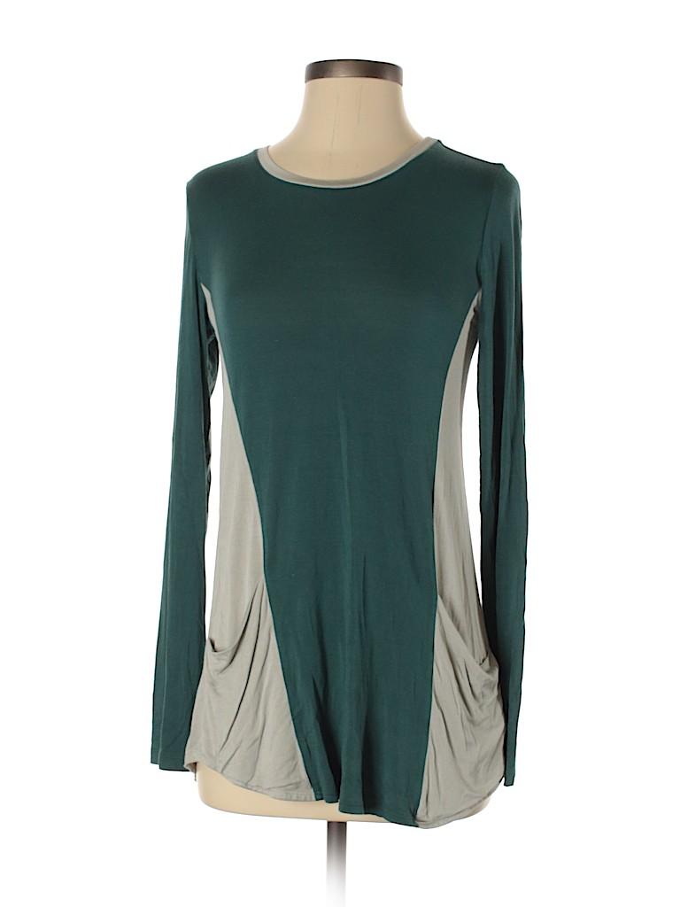 LOGO by Lori Goldstein Women Long Sleeve Top Size XS