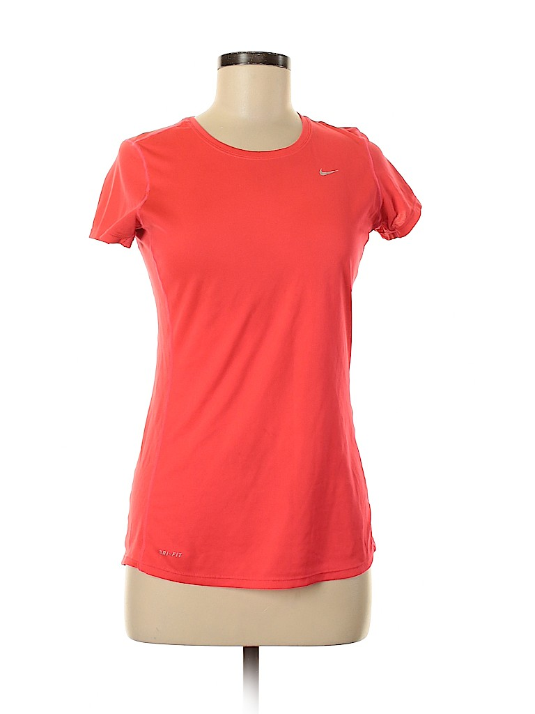 Nike Women Active T-Shirt Size M