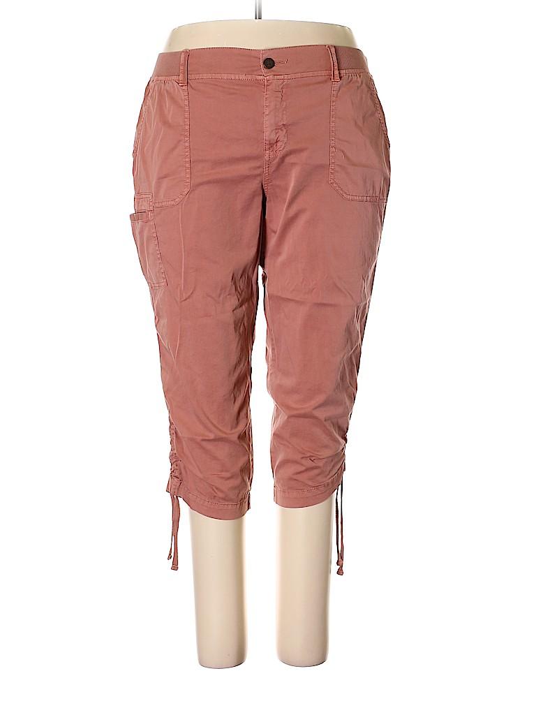 SONOMA life + style Women Casual Pants Size 20W (Plus)