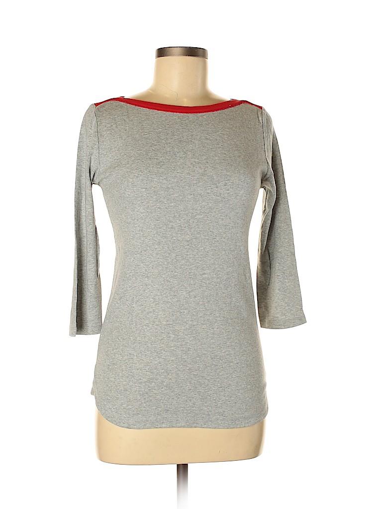 Gap Women 3/4 Sleeve Top Size M