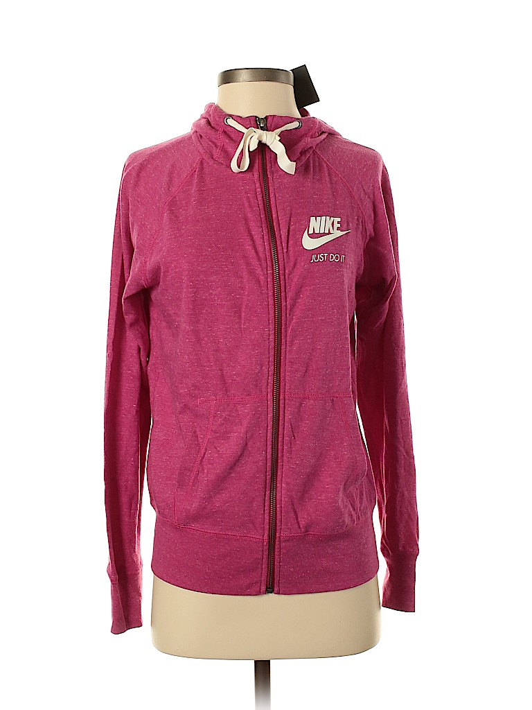 Nike Women Zip Up Hoodie Size S