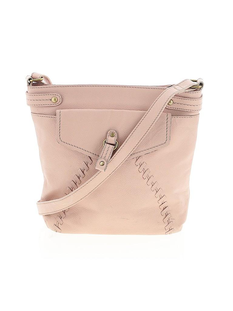 Born Crown Women Leather Crossbody Bag One Size