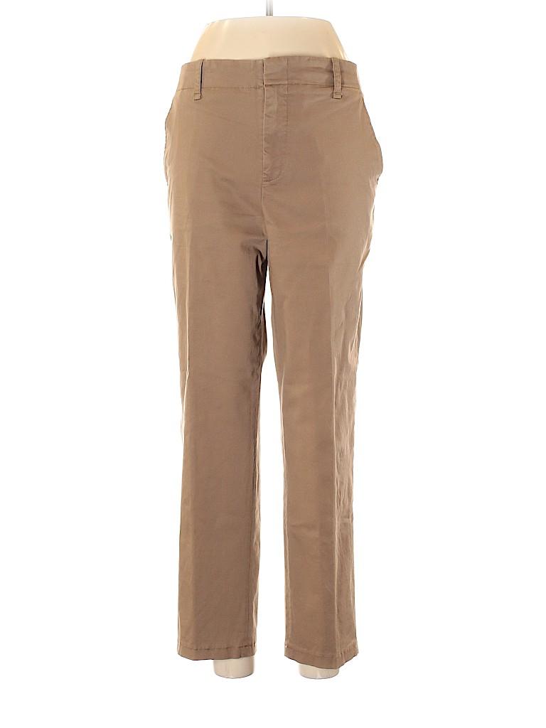 Vince. Women Khakis Size 12